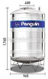 Spesifikasi Penguin Stainless Steel