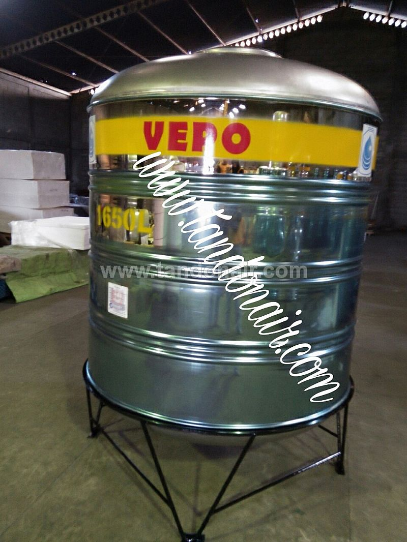 Agen Tandon Tangki Air VEPO VP 1500 (1650 liter)