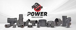 Pipa PVC POWER Pipa Air dan Fitting PVC