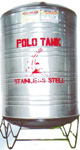 POLO Stainless 550 ltr