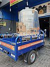 Tangki Stainless Grand TSV 1500 Liter Tandon Anti Lumut
