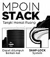 Tandon Air Plastik MPoin STACK